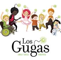 Los Gugas. Um projeto de Ilustração, Direção de arte, Br e ing e Identidade de ERREPILA Estudio de Diseño Gráfico & Comunicación         - 07.06.2014