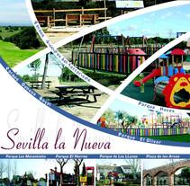 Mupi para promocion de parques y jardines del Ayuntamiento. Un proyecto de Diseño gráfico de Vanessa Maestre Navarro         - 06.04.2014