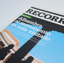Suplemento. A Editorial Design project by Elena Vicente Abian         - 06.10.2012