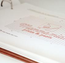 Identidad Visual Corporativa Mamma Mia!. Un proyecto de Br, ing e Identidad, Diseño gráfico y Diseño Web de Antía Méndez Conde-Pumpido         - 15.06.2014