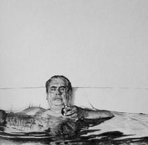 Dibujos de retrato. A Fine Art project by Edudus - 16-06-2014