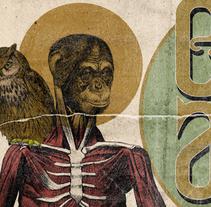 ENOCH ARDON + FUKUSHIMA | poster. Un proyecto de Diseño, Ilustración, Publicidad y Diseño gráfico de alejandro escrich - 25-12-2013