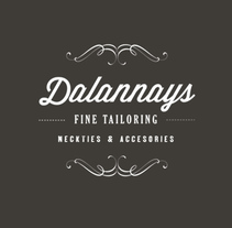 Dalannays. A Br, ing, Identit, Costume Design, Packaging, Product Design, Web Design, and Web Development project by Andrea Pérez Dalannays - Jun 19 2014 12:00 AM