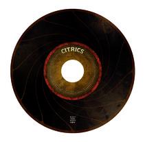 Citrics artwork. Um projeto de Design, Direção de arte e Design gráfico de Cesc Mayor         - 18.06.2014