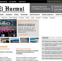 Diseño Web. A Web Development project by Nicolas Riente - 20-06-2014