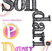 Help, solidaridad con P de Publicidad. Um projeto de Design de Sofía Dávila Laborda         - 30.04.2014