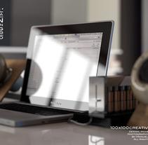 Mac Audio System by Manuel Bonachera. A 3D project by Manuel Bonachera         - 27.06.2014
