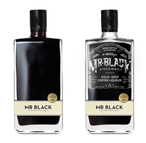 Mr. Black Spirits Co.. A Design, T, and pograph project by David Sanden         - 29.06.2014