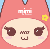 Crea un ArtToy - Mimi. A Design, Character Design, Graphic Design, To, and Design project by Darsy Rivas Cartagena         - 01.07.2014
