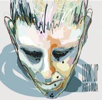 Cover Look Up . A Illustration project by carmen esperón - Jul 03 2014 12:00 AM