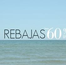 Rebajas, liquidación y outlet.. Um projeto de Design de calçados de Eva Sevilla         - 07.07.2014