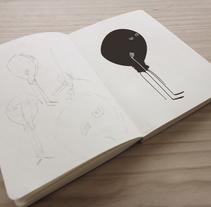 Juluis. Un proyecto de Ilustración, Motion Graphics, Animación y Vídeo de AlMü  - 07-07-2014