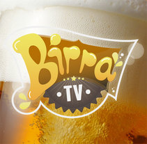 BirraTV. Un proyecto de Br, ing e Identidad y Diseño gráfico de laKarulina  - Viernes, 11 de julio de 2014 00:00:00 +0200