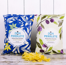 Don Perolete. A Br, ing, Identit, Packaging, T, and pograph project by Salvartes Design  - 04-12-2014