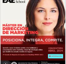 Mailings - Copy para campañas de captación y branding. Un proyecto de Publicidad, Marketing y Escritura de Sonia Gago - 13-07-2014