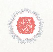 Francisco y Mª José. A Design, Graphic Design&Illustration project by Marta Serrano Sánchez - Jul 10 2014 12:00 AM