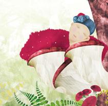 children. A Illustration project by María josé García         - 20.07.2014