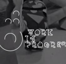 Ö Work In ProgressNuevo proyecto. A Animation&Installations project by Daniel Rodríguez Feria - Jul 24 2014 12:00 AM