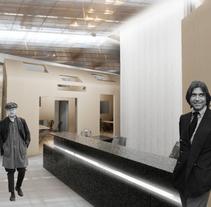Arquia Absoluto Entorno. Un proyecto de Arquitectura, Arquitectura interior y Diseño de interiores de Jesús Sotelo Fernández - 13-07-2014