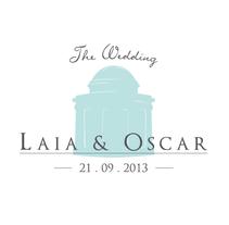 Boda Laia & Oscar. Un proyecto de Fotografía, Br, ing e Identidad y Diseño gráfico de ENB eduard novellón ballesté         - 10.08.2014