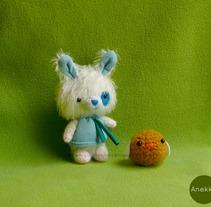 KOKO Mohair design. Un proyecto de Diseño y Diseño de personajes de Ana  - 15-08-2014