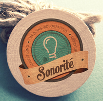 Branding Sonorité. Um projeto de Br e ing e Identidade de Mokaps          - 26.11.2013