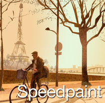 Speedpaint, ilustraciones en 30 min.. A Illustration project by Xoan Baltar - 09.05.2014