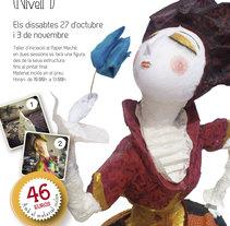 Branding Las Miniatudas. Un proyecto de Dirección de arte, Br, ing e Identidad y Diseño gráfico de O'DOLERA         - 04.09.2014