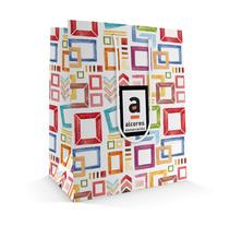 Bolsa de Papel para tienda Alcores Enmarcación. A Design, Architecture, and Fine Art project by Alicia Gomis         - 04.09.2014