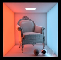 Advanced Lighting and Rendering with Cinema 4D. A Photograph, 3D, IT, Lighting Design, and Post-Production project by Guillem Ramisa de Soto - 30-06-2014