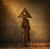 Mi Proyecto del curso Diorama: Pensando en tres dimensiones . A Illustration project by Óscar  Sanmartín Vargas - 14-09-2014