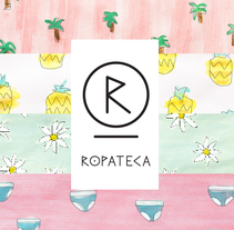 Ropateca. A Design, Illustration, Editorial Design, Fashion, T, and pograph project by Fabienne Plangger - 16-09-2014