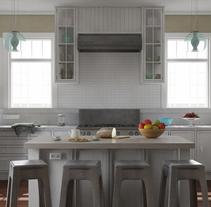 Cocina. A 3D&Interior Design project by Carlos del Hierro López - 18-09-2014