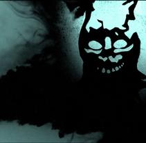 Title Sequence - Donnie Darko. Un proyecto de Motion Graphics, Cine, vídeo, televisión y Animación de Borja Sáenz         - 22.07.2014
