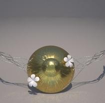 gong. Um projeto de Design de joias de Abel Belmonte LLedó         - 24.09.2014