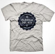 Alegria del Rin. A Br, ing&Identit project by Porelamordedios - 22-09-2014