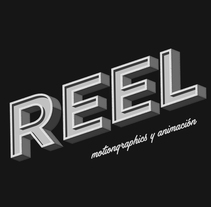 Reel. A Motion Graphics, Film, Video, TV, 3D, Animation, Br, ing&Identit project by Oliver Añón Lema         - 29.09.2014
