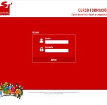 xHTML + CSS + jQuery + PHP + CMS (Gestor de Contenidos) - Elearning. A Web Development project by Francisco Javier Martínez Pardillo - 29-07-2014