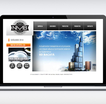 WEB NMB. A Graphic Design, and Web Design project by odi bazó - Oct 01 2014 12:00 AM