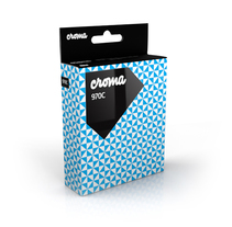 Croma. Un proyecto de Diseño gráfico y Packaging de The Bold  Strategic Design Studio  - 06-10-2014