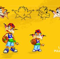 Puleva DHA. A Illustration, 3D, and Animation project by David Escribano Albéniz         - 14.09.2013