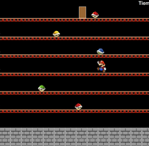 Jump Mario, Jump. Um projeto de Design de jogos de Luciano De Liberato         - 12.10.2014