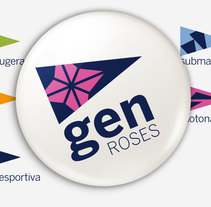 grup d'esports nàutics de roses. Um projeto de Br e ing e Identidade de eric milet - 15-10-2014