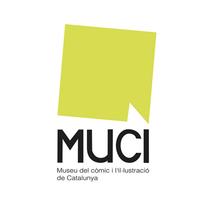 MUCI · Museu del Còmic i l'Il·lustració de Catalunya. Un proyecto de Dirección de arte, Br, ing e Identidad y Diseño gráfico de Anna Carbonell Sariola         - 18.10.2014