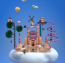 DEMO REEL 3D 2013 / 2014. Um projeto de Design, 3D e Animação de Cristina Ramos de la Torre         - 21.10.2014