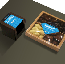 Packaging Sainsbury's chocolates. A Packaging project by Mang Sánchez Lázaro - Oct 27 2014 12:00 AM