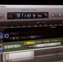Un día de música. Um projeto de Cinema, Vídeo e TV de Tamara Ocaña         - 09.10.2014