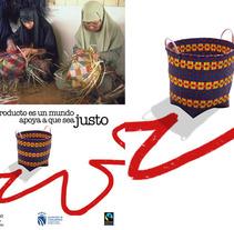 Propuesta:Feria del Comercio Justos. Un proyecto de Dirección de arte de Beatriz Menéndez López - Sábado, 03 de noviembre de 2007 00:00:00 +0100