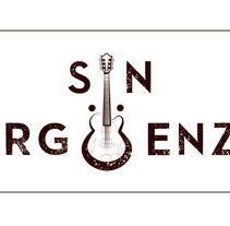 Logo grupo de Rock - SINVERGÜENZA -. A Art Direction, and Graphic Design project by Jesús Ruiz Lavilla         - 05.11.2014
