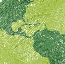Libro 'Medio ambiente'. Un proyecto de Diseño editorial y Diseño gráfico de Gerardo Gujuli Apellaniz - 09-11-2014